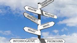 Вопросительные предложения в английском языке. Часть 2